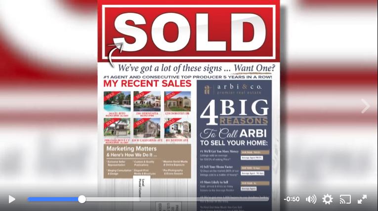 Arbi Baghoomian Real Estate