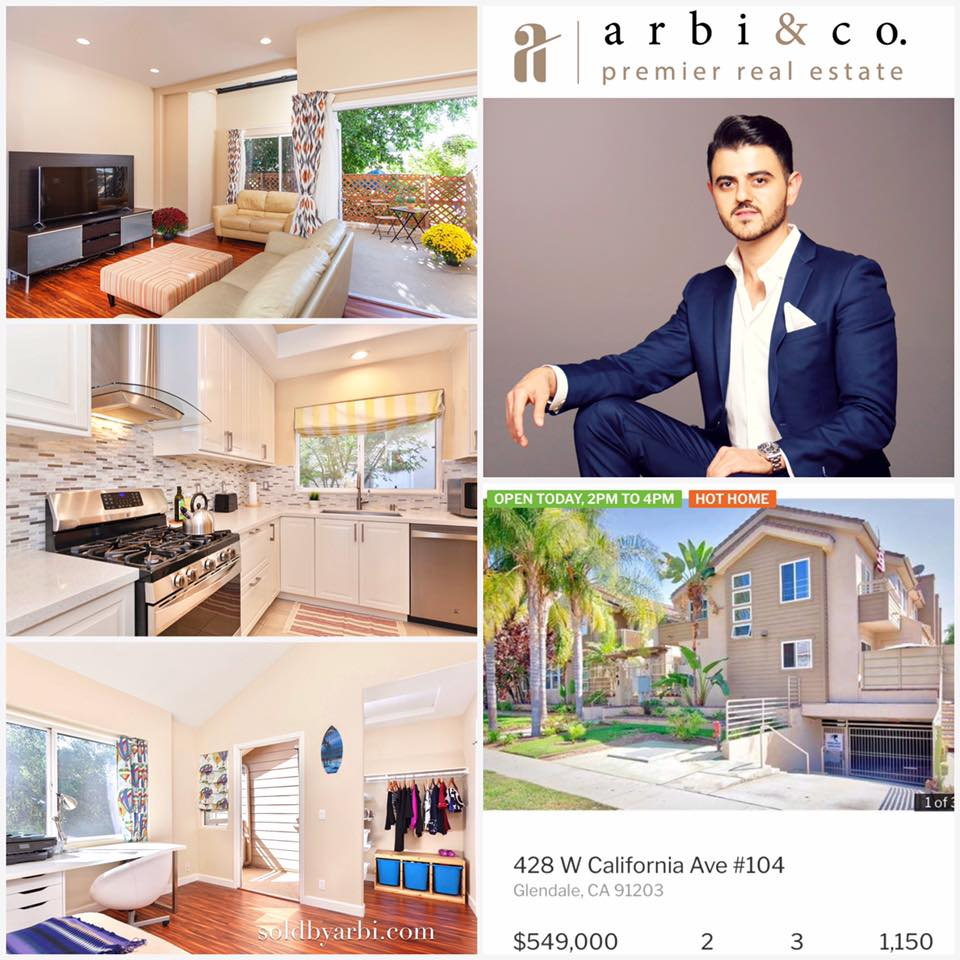 428 W. California #104